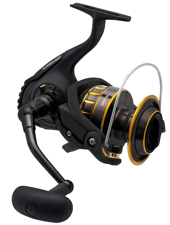 Daiwa Special Edition Saltist Nero 3500 Spinning Reel  FREE SHIPPING WITHIN US