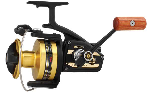 a2e840a4612 Of all the reels produced today, no spinning reel is as popular worldwide  as the 1981 Daiwa Black Gold. Other classic reels like the Penn Z have a  large ...