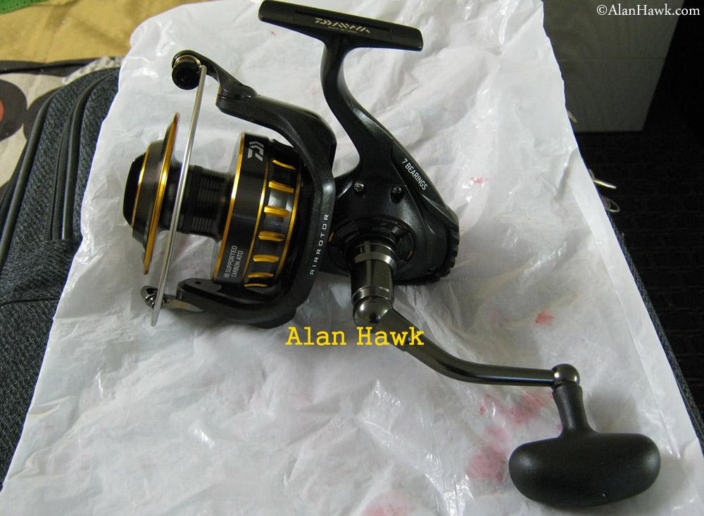 2016 Daiwa BG - AlanHawk com