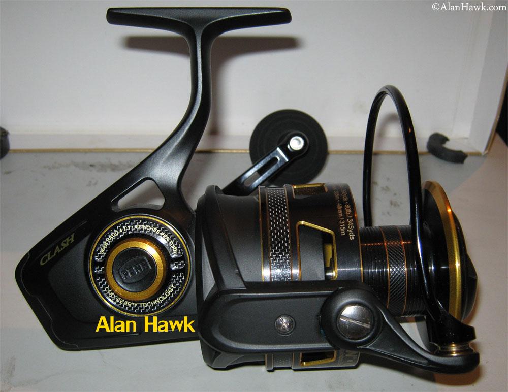 Penn Clash 8000 - AlanHawk.com